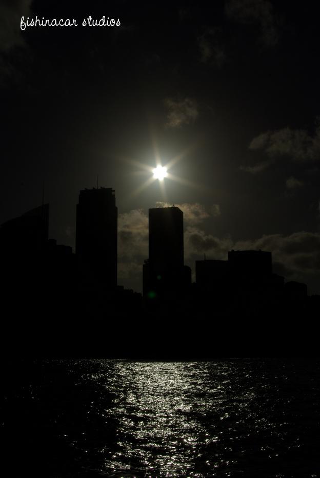 The sun-star